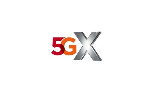 SK텔레콤, 5G 브랜드 '5GX' 공개…서비스·상품명에 활용