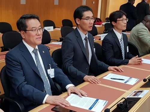 남재철 기상청장, 세계기상기구 집행이사로 뽑혀