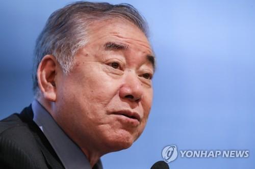 """문정인 """"북미회담 패자 없어…남북미 '완전 비핵화=CVID' 인식"""""""