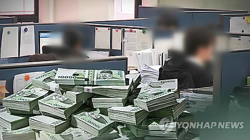 고용보험금 5천800만원 '꿀꺽'…업체 대표 일가족 입건