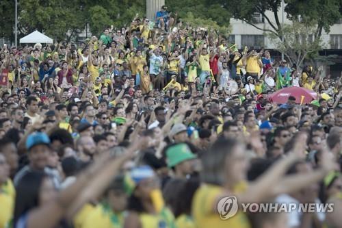 [월드컵] 브라질, 코스타리카와 조별예선 2차전 '임시휴일'
