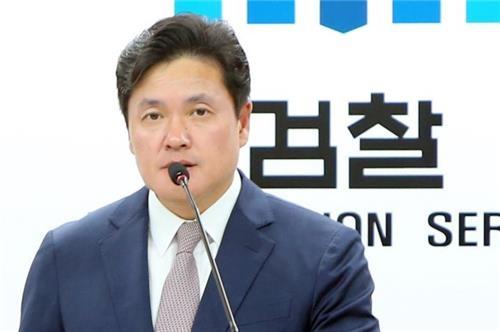 """이정회 창원지검장 취임 """"6·13 선거사범 신속 처리"""""""