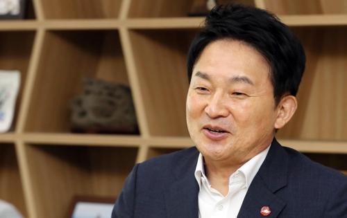 """원희룡 """"보수든 진보든 '촛불혁명' 이후 변화 물결 통찰해야"""""""