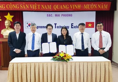 한국해외기술교류협, 한-베트남 기업 기술교류 주선