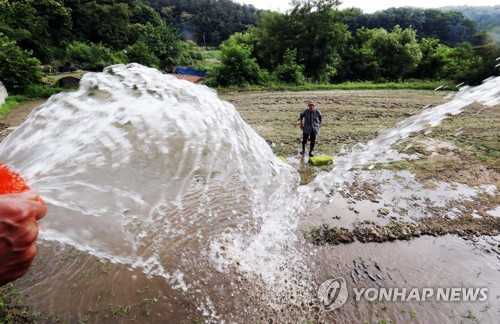 청주 미원 대덕지구 250억원 규모 농촌용수 개발