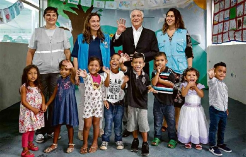 """브라질 테메르 대통령 """"베네수엘라 국경 폐쇄하지 않을 것"""""""