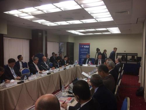 한국·러시아 민관협의체 한러대화 모스크바서 개최