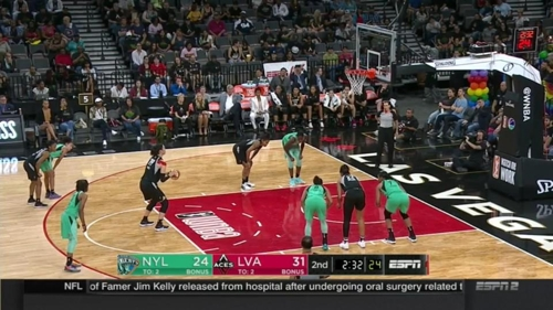 WNBA 박지수, 뉴욕과 홈 경기서 5점·4리바운드