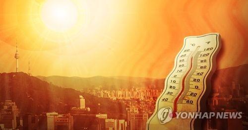 경기도 24일 올해 첫 폭염특보…낮 최고 33도