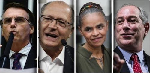 """3개월앞 브라질 대선 """"찍을 후보 없다""""…불확실성 갈수록 커져"""
