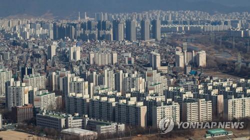 보유세 인상 추진에 관망세 짙어진 서울 아파트 시장