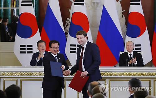 한국·러시아, 과학기술·ICT·혁신 협력 강화