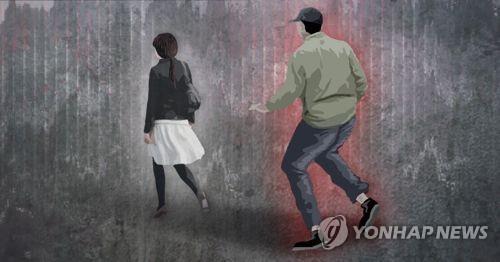 '여성 대상 범죄 차단' 인천경찰 여성 주거지역 점검