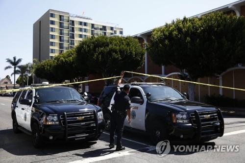 미 캘리포니아 노인 전용 아파트서 총격…소방관 1명 사망