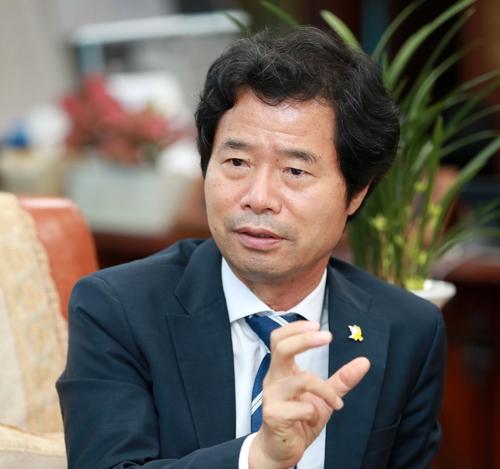 김승환 전북교육감 교육개혁 지금이 기회, 절박한 심정