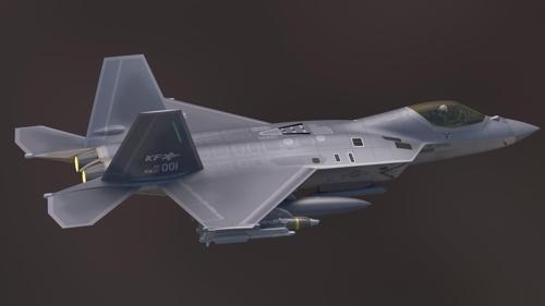 한국형 전투기 기본설계형상