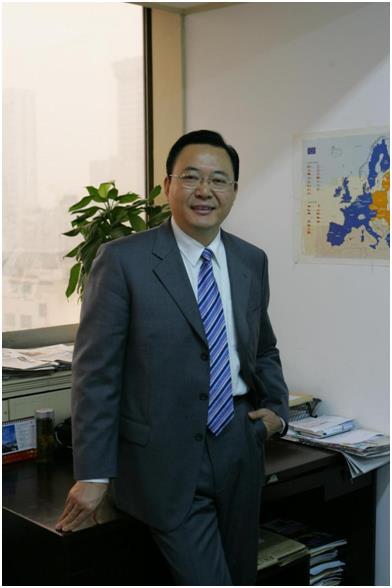 [동정] 중국 작가 위시, 국립중앙도서관에 저서 기증