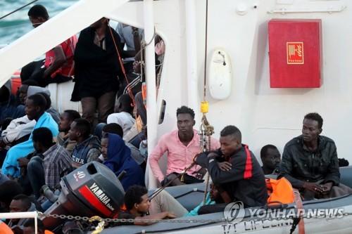 국경없는의사회 EU 난민정책, 절박한 사람들 막는 것