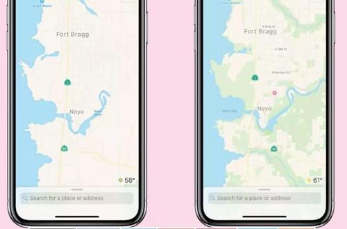 애플, 지도 리빌딩…구글맵 따라잡는다