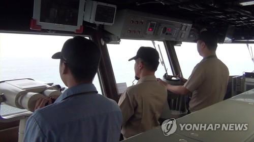 국방부, 남북 해상 국제상선공통망 정상가동