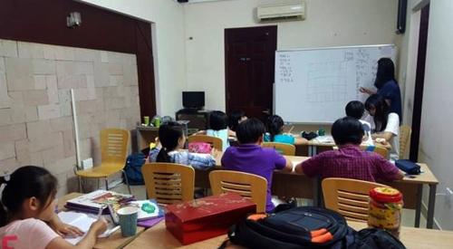 한베가정 자녀 위해 베트남 교민들이 개설한 무료 한글교실 [독자제공=연합뉴스]