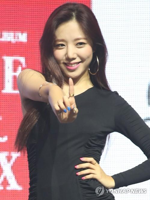 김남주, 성숙미 물씬