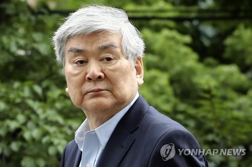 법원, 횡령·사기 조양호 한진회장 구속영장 기각(1보)