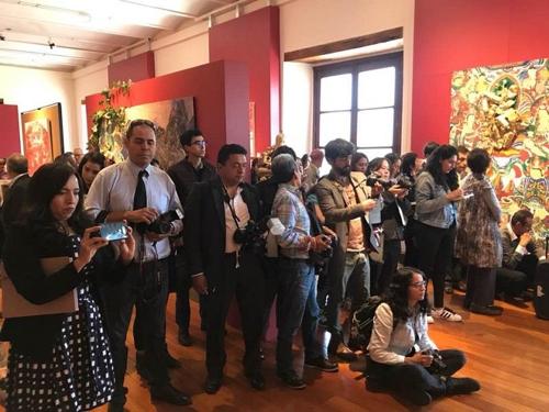 순수예술까지 지평 넓힌 멕시코 한류…한국 현대미술 특별전