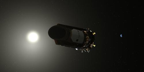 우주망원경 케플러, 연료부족으로 동면