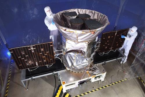 케플러를 대체할 우주망원경 테스