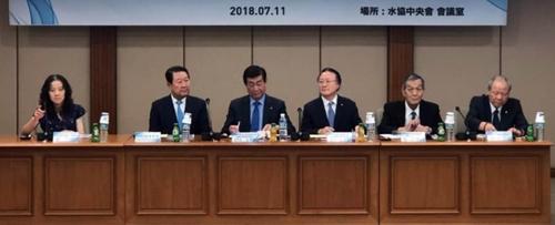 동아시아 4개국 양만동맹 회의