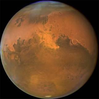 유인탐사 기다리는 화성