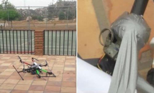 범죄와의 전쟁 멕시코 경찰 책임자 집에 수류탄 드론 날아들어