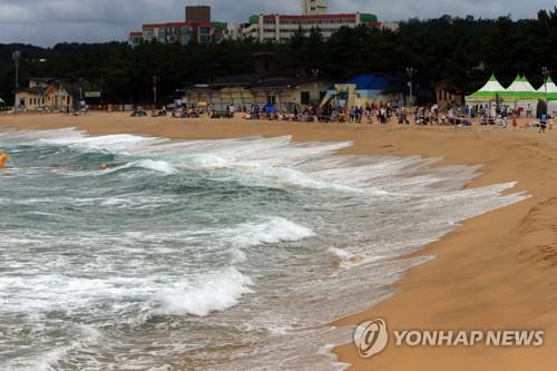 해수욕장      [연합뉴스 자료사진]