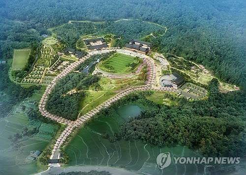 경주 화랑마을[연합뉴스 자료사진]
