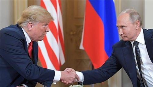 트럼프-푸틴, 헬싱키서 첫 정상회담…양자·국제 현안 논의(종합2보)