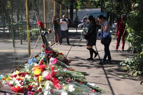 카자흐 피겨영웅 텐 장례, 21일 문화체육부 장(葬)으로 엄수