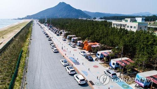 영덕 고래불 국민야영장서 20개국 청소년 캠핑축제 열린다