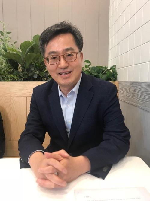 김동연 부총리 겸 기획재정부 장관