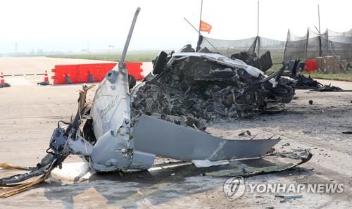 '마린온 추락' 순직 장병 23일 영결식…해병대장으로 치러