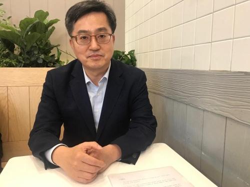 """김동연 """"고용안전망 강화 속도…노동유연성 사회적대타협 시작"""""""