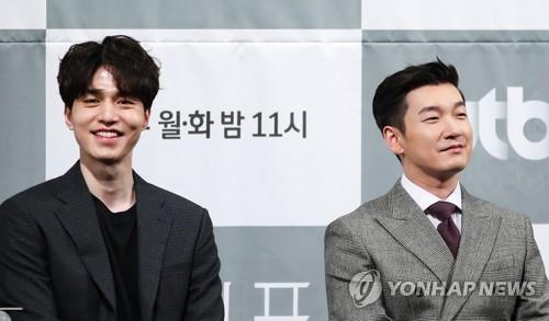 이동욱-조승우, 남다른 '거인 배우' 둘