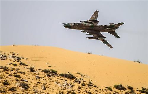 이스라엘군 격추 시리아 공군기는 Su-22 전폭기…조종사 사망