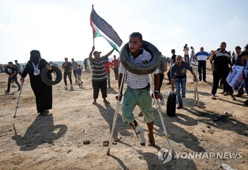 유엔인권이사회, 가자 지구 유혈사태 조사위 구성