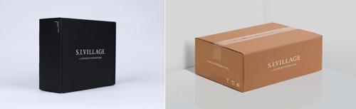 신세계인터내셔날, 택배 박스·포장용비닐 친환경으로 바꾼다
