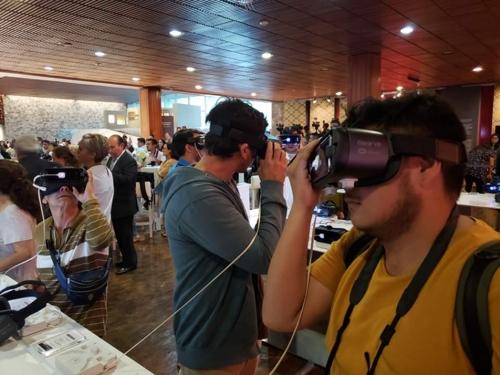 멕시코 고대문명, 삼성의 가상현실 기술로 세상과 만난다