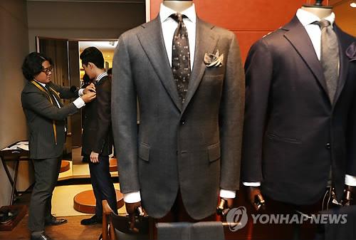 아시아 9개국 '양복 장인들' 패션도시 대구에 온다