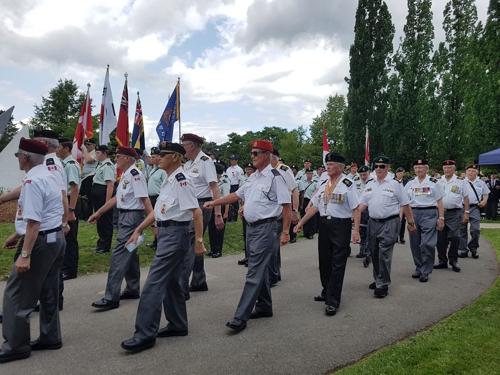 캐나다 전역서 정전 65주년 기념…'한국전 참전용사의 날' 행사