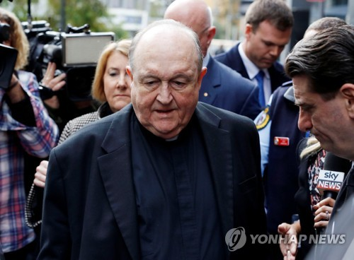 가톨릭 고위직, 아동성폭력 연루 줄사퇴…가톨릭 이미지 먹칠