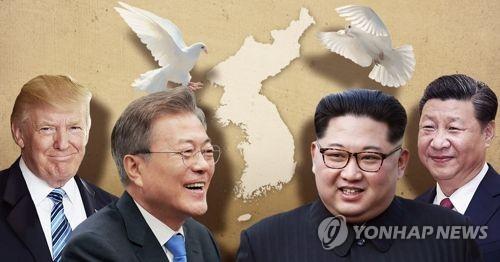 한반도 평화프로세스ㆍ남북미중 종전선언(PG)